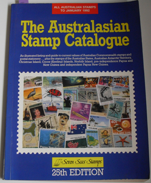Image for Australasian Stamp Catalogue, The (25th Edition)