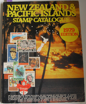 Image for New Zealand & Pacific Islands Stamp Catalogue (1979 Edition)