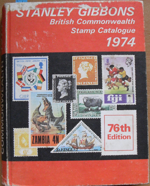 Image for British Commonwealth Stamp Catalogue 1974