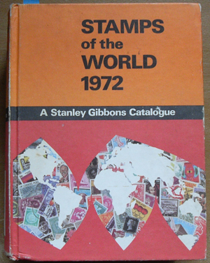 Image for Stamps of the World 1972