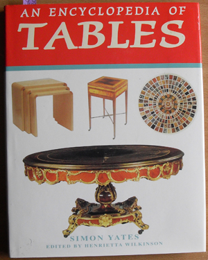Image for Encyclopedia of Tables, An