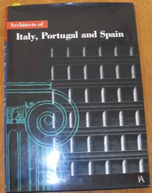 Image for Architects of Italy, Portugal and Spain