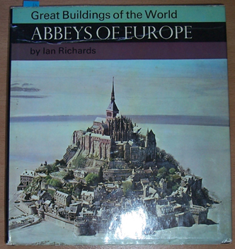 Image for Great Buildings of the World: Abbeys of Europe