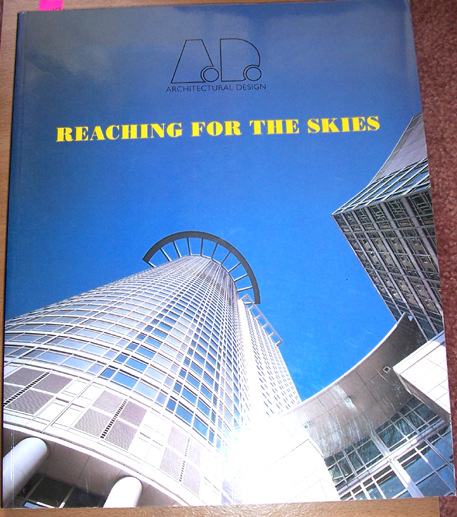 Image for Reaching for the Skies (Architectural Design Profile No. 116)