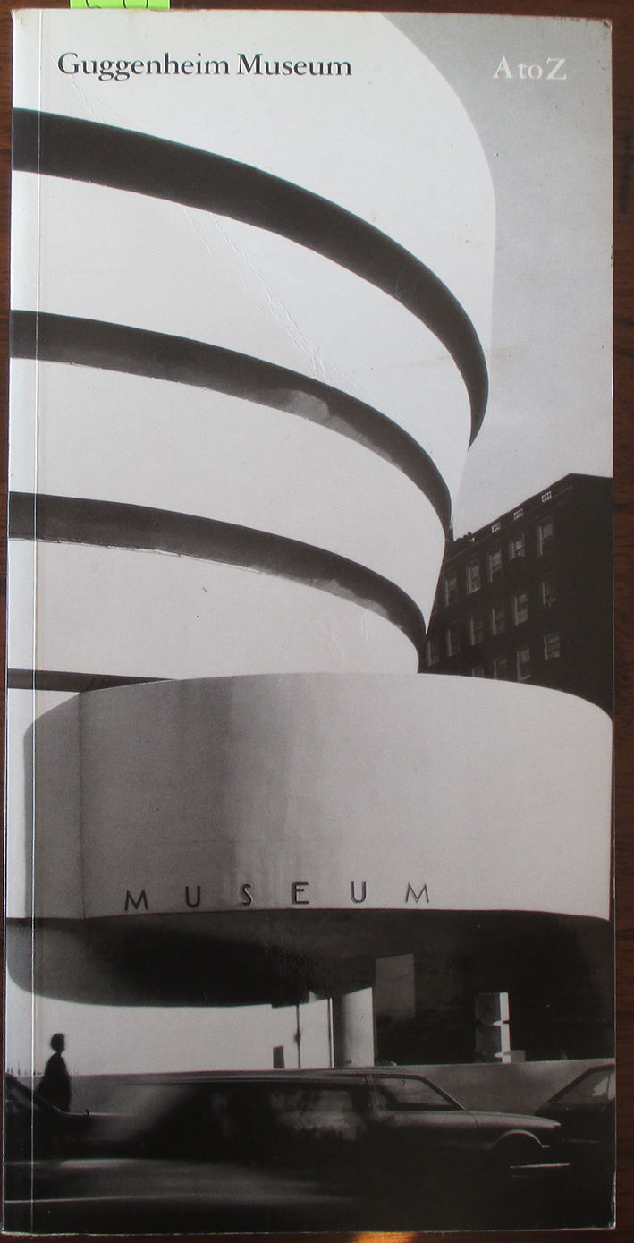 Image for Guggenheim Museum: A to Z