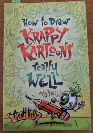 Image for How to Draw Krappy Kartoons Really Well