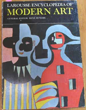 Image for Larousse Encyclopedia of Modern Art