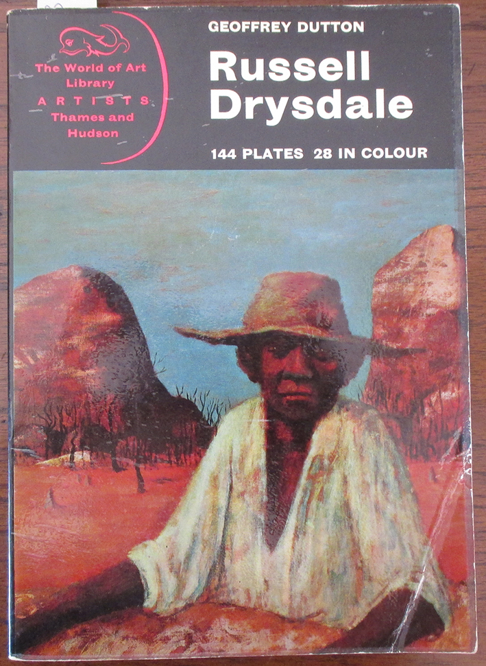 Image for Russell Drysdale (The World of Art Library)