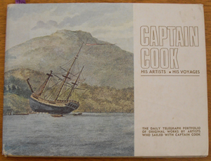 Image for Captain Cook: His Artists, His Voyages