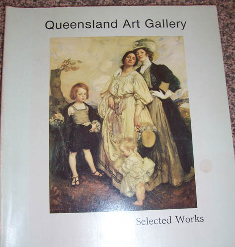Image for Queensland Art Gallery: Selected Works