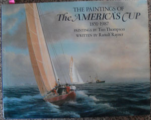 Image for Paintings of The America's Cup 1851-1987, The