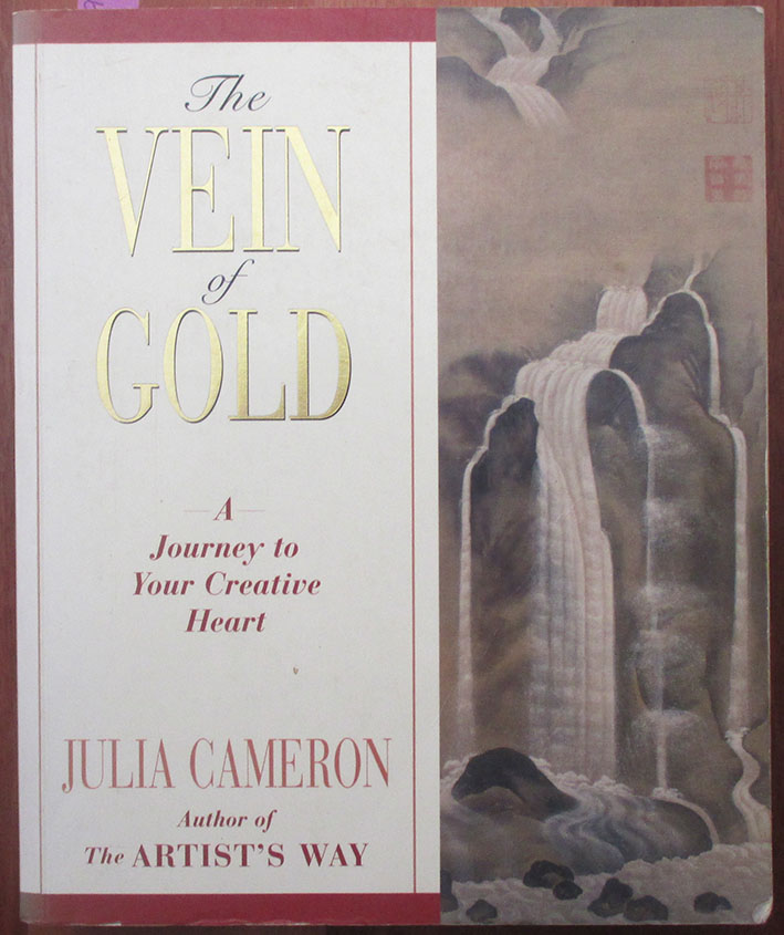 Image for Vein of Gold, The: A Journey to Your Creative Heart