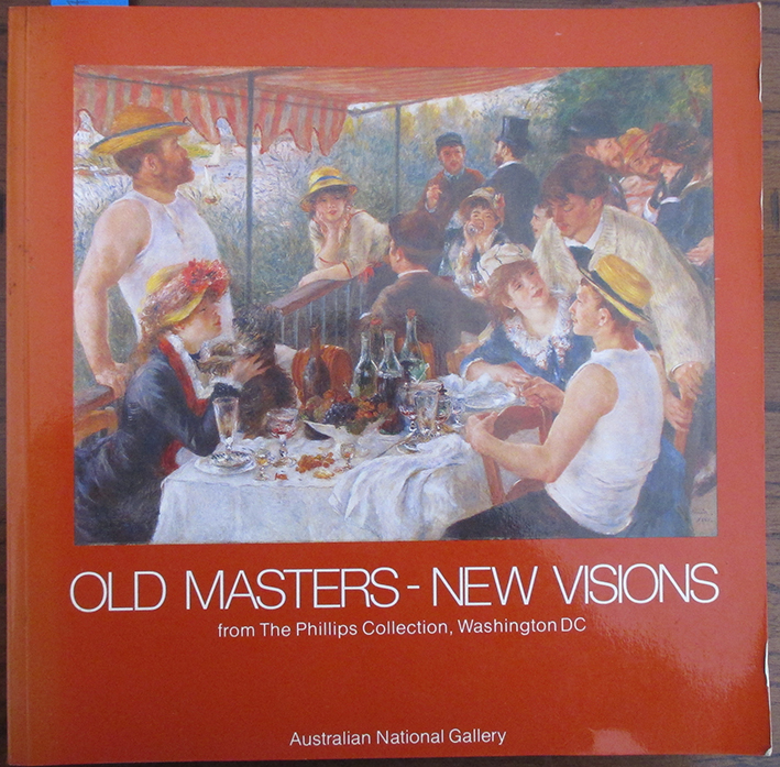 Image for Old Masters - New Visions: El Greco to Rothko from The Phillips Collection, Washington DC