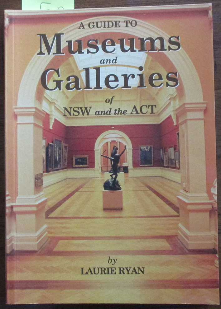 Image for Guide to Museums and Galleries of NSW and the ACT, A