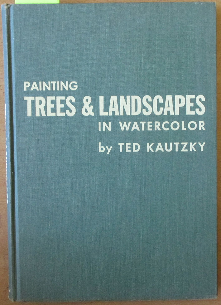 Image for Painting Trees & Landsacpes in Watercolour