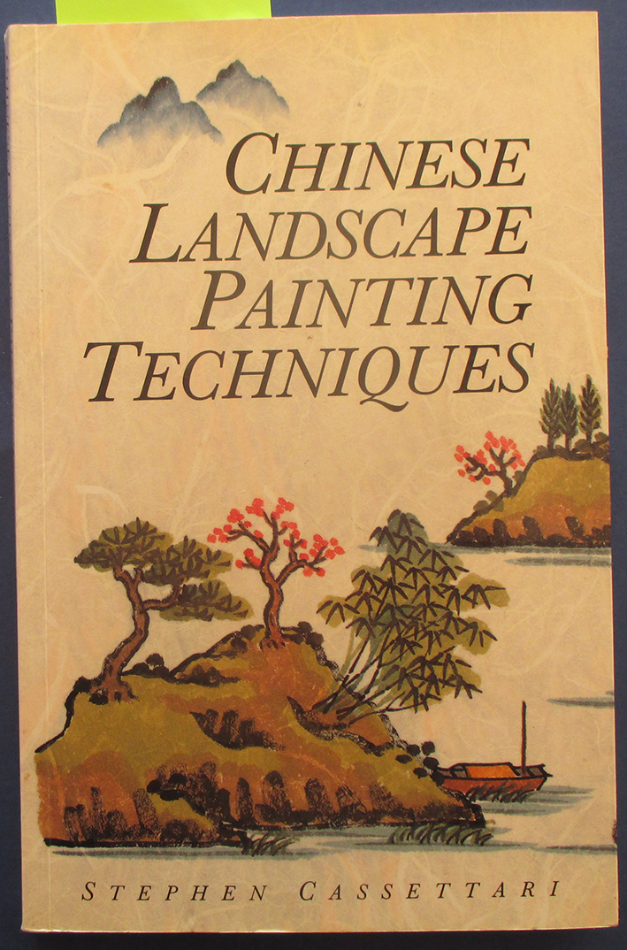Image for Chinese Landscape Painting Techniques