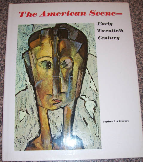 Image for American Scene, The - Early Twentieth Century (Jupiter Art Library)