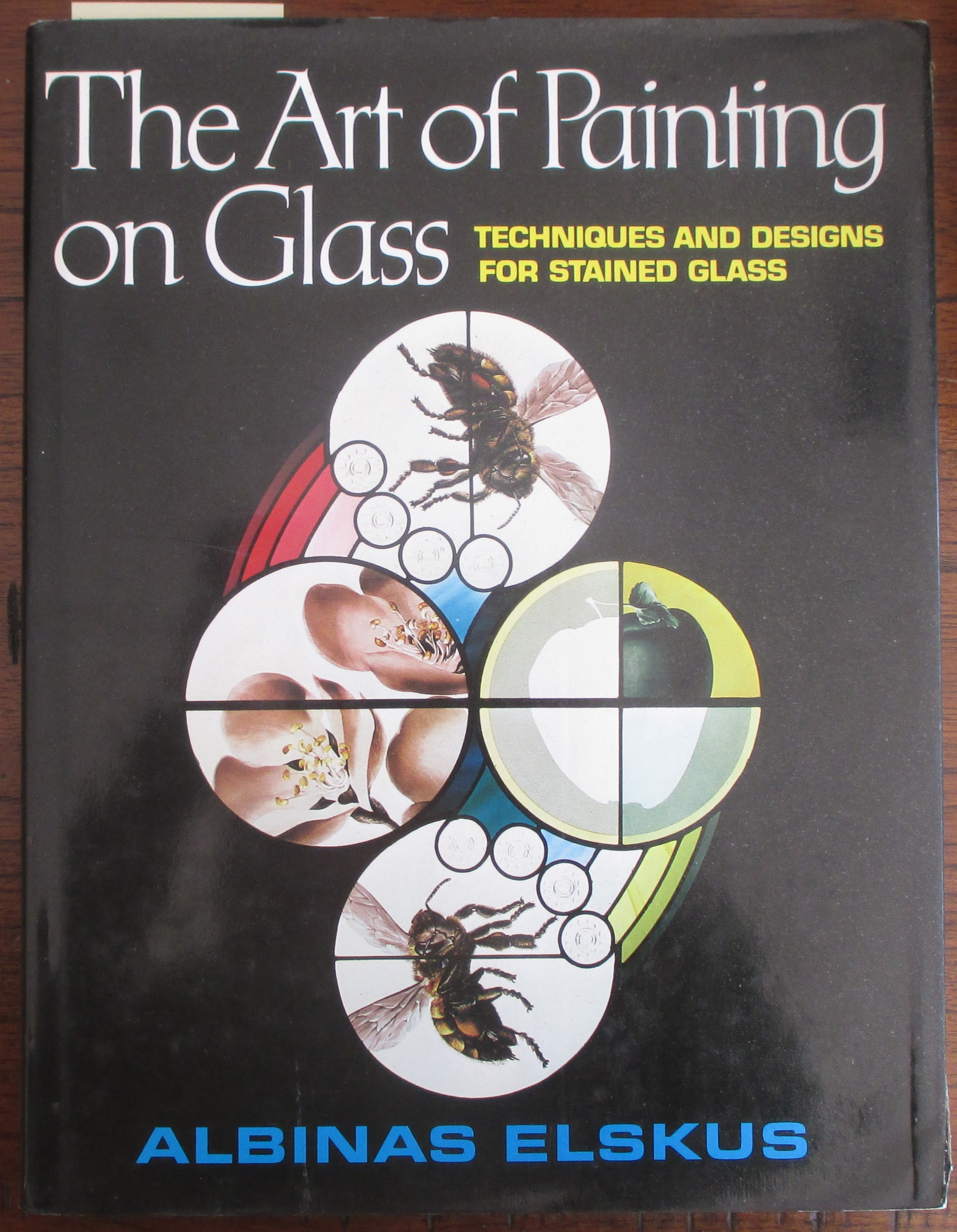 Image for Art of Painting on Glass, The: Techniques and Designs for Stained Glass