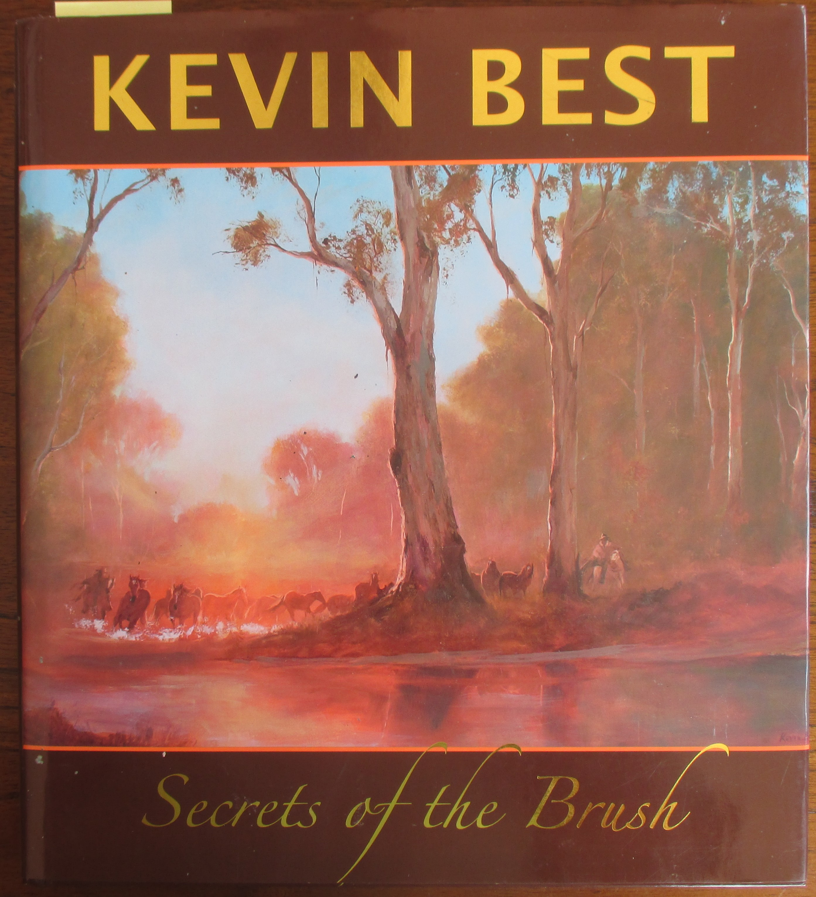 Image for Secrets of the Brush