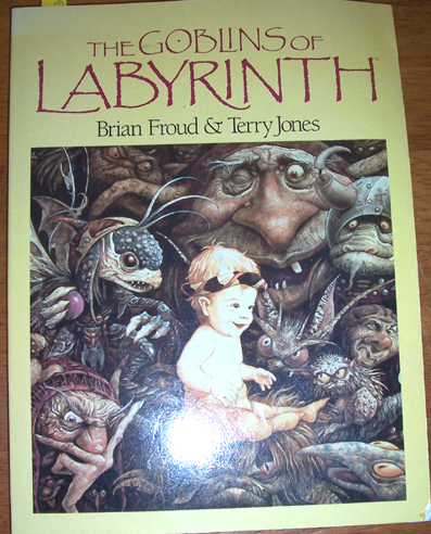 Image for Goblins of the Labyrinth, The