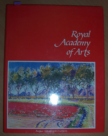Image for Royal Academy of Arts Year Book