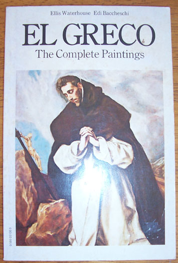 Image for El Greco: The Complete Paintings