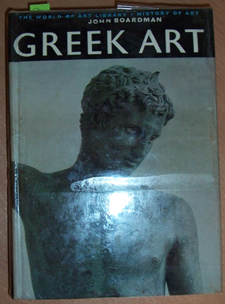 Image for Greek Art: The World of Art Library (History of Art)