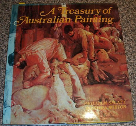 Image for Treasury of Australian Painting, A