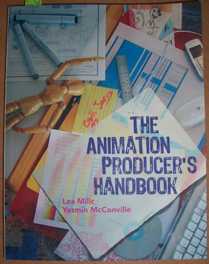Image for Animation Producer's Handbook, The