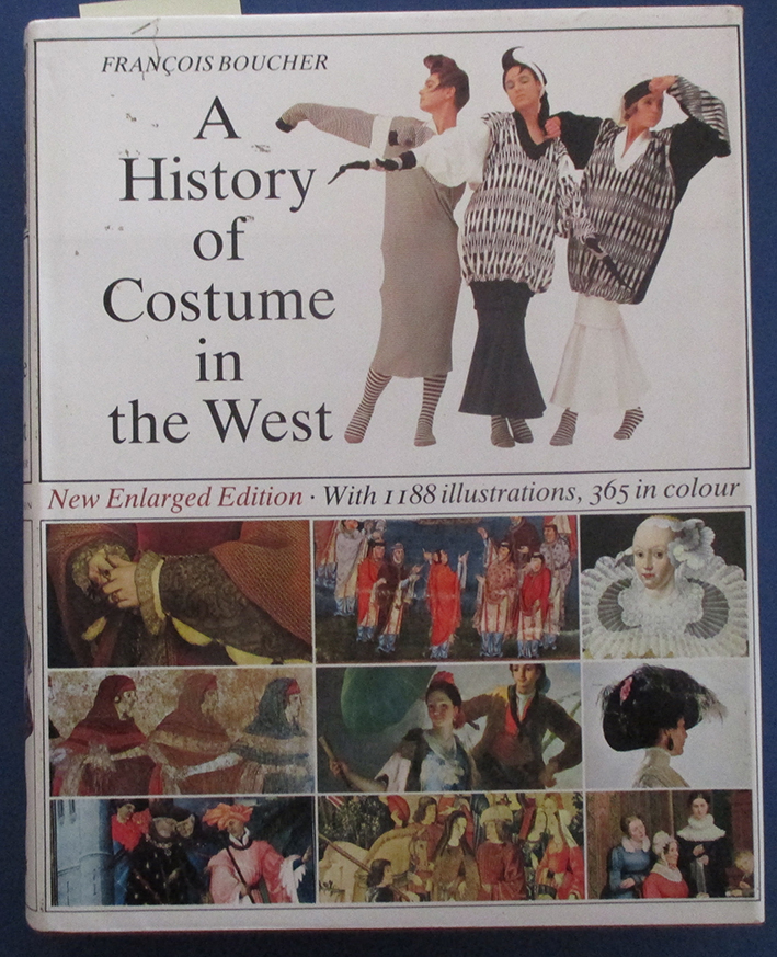Image for History of Costume in the West, A
