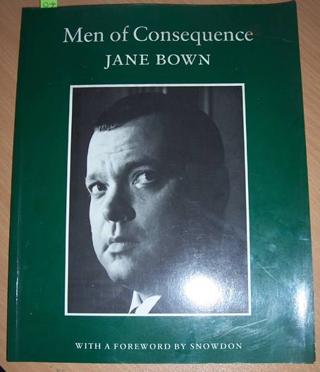 Image for Men of Consequence