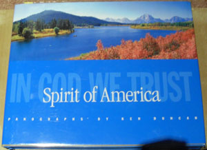 Image for Spirit of America: In God We Trust