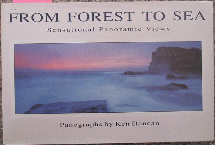 Image for From Forest to Sea: Sensational Panoramic Views of the Scenic Central Coast