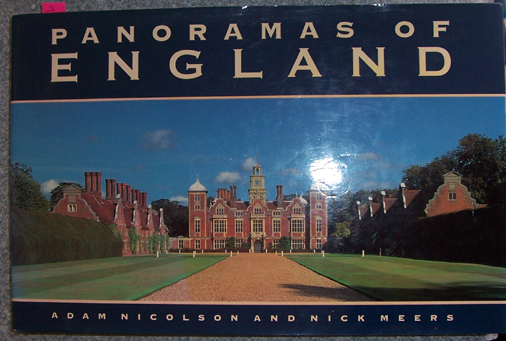 Image for Panoramas of England