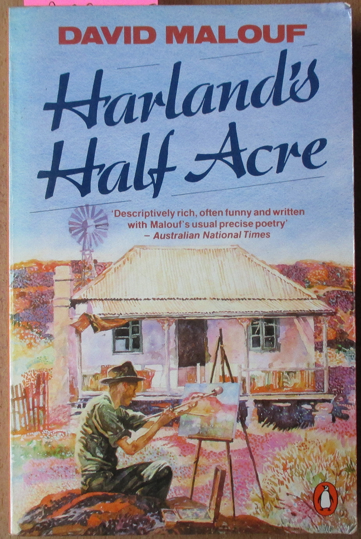 Image for Harland's Half-Acre