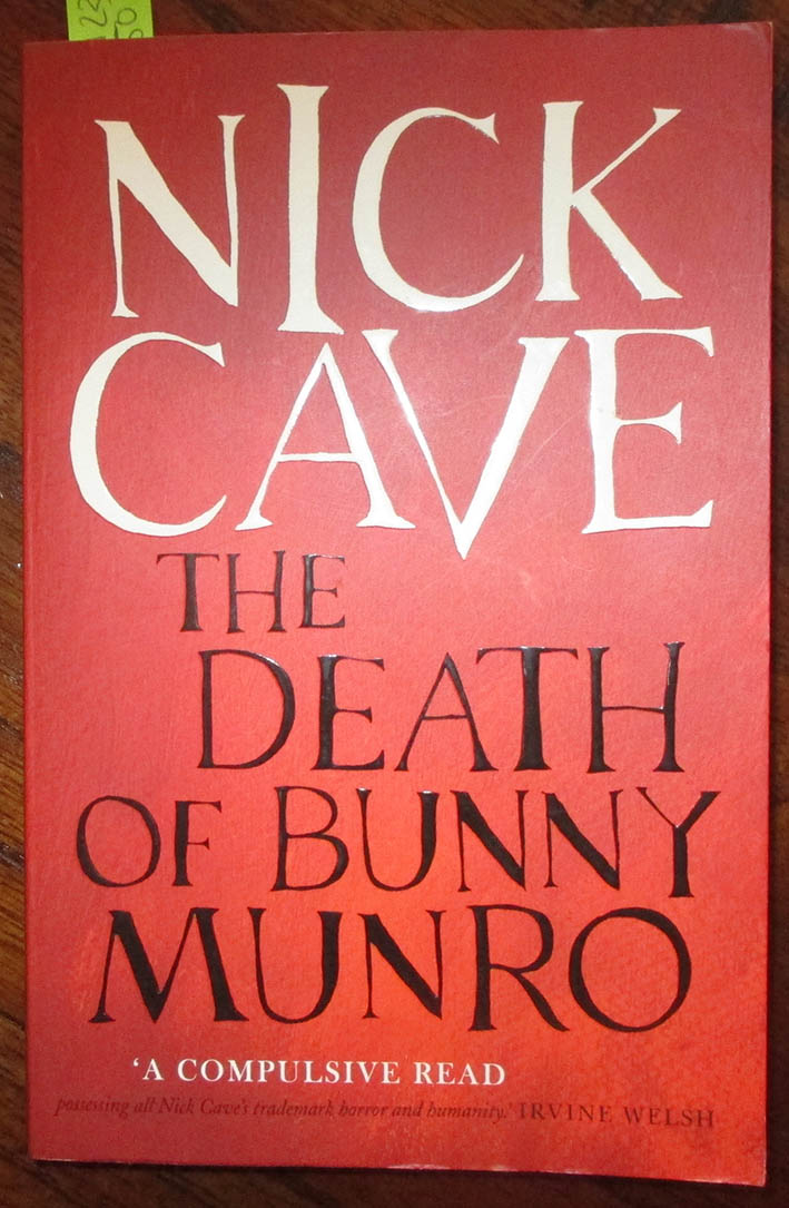 Image for Death of Bunny Munro, The