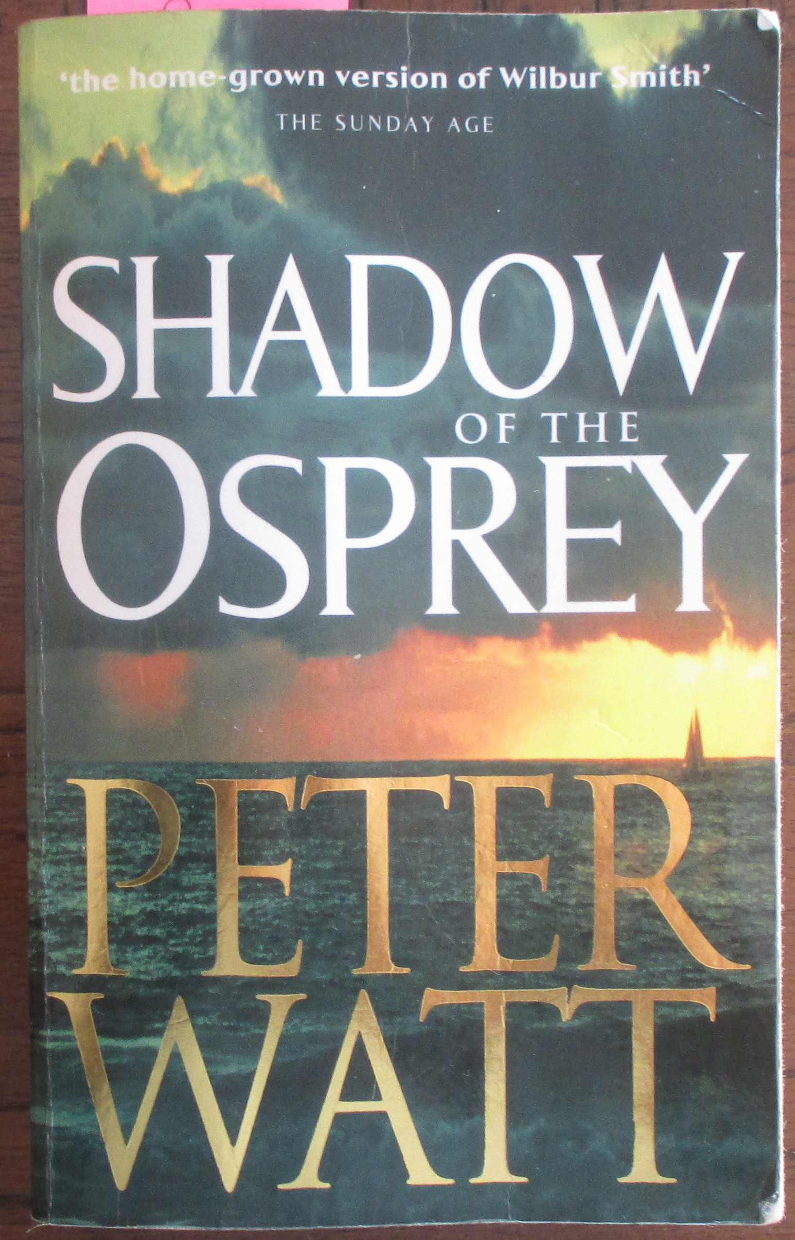 Image for Shadow of the Osprey