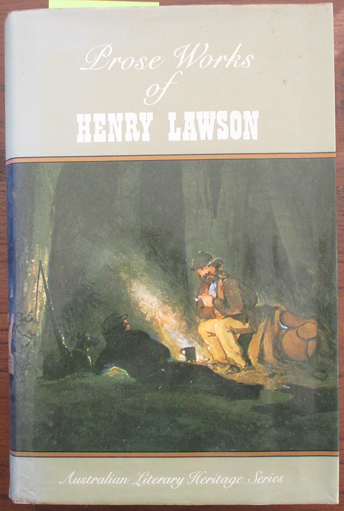 Image for Prose Works of Henry Lawson