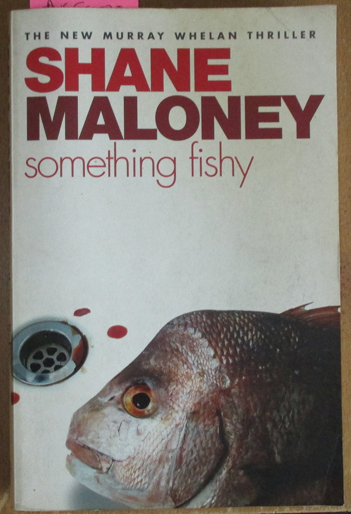 Image for Something Fishy: A Murray Whelan Mystery