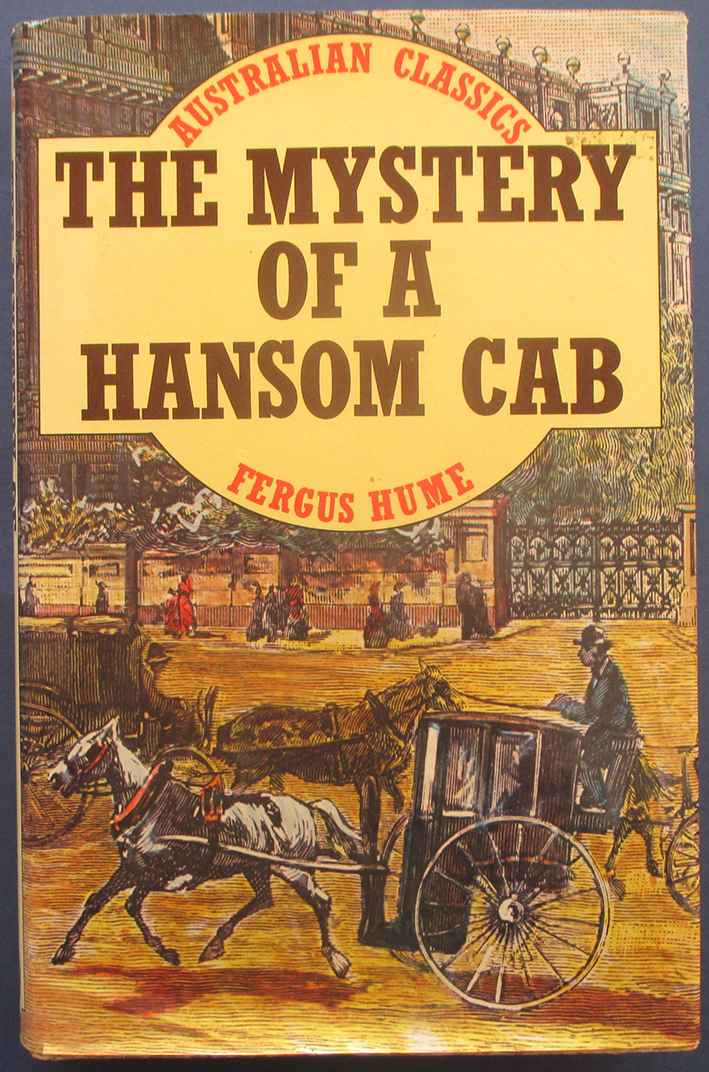 Image for Mystery of a Hansom Can, The (Australian Classics)