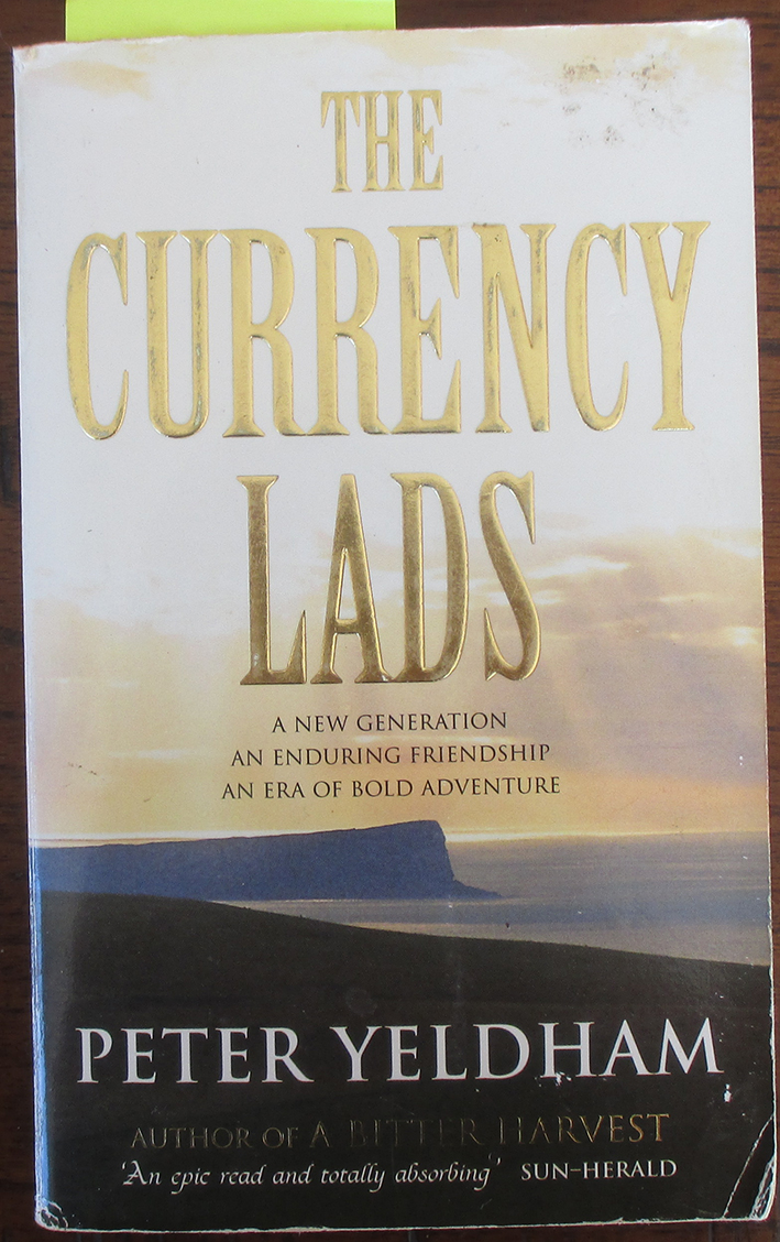 Image for Currency Lads, The