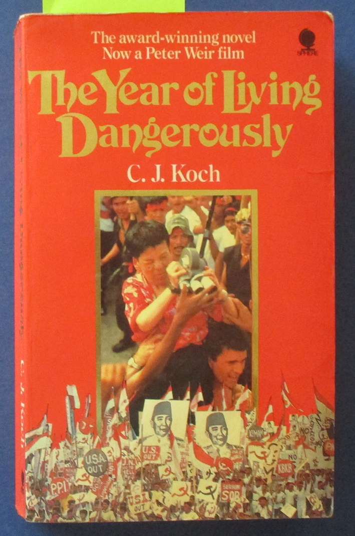Image for Year of Living Dangerously, The