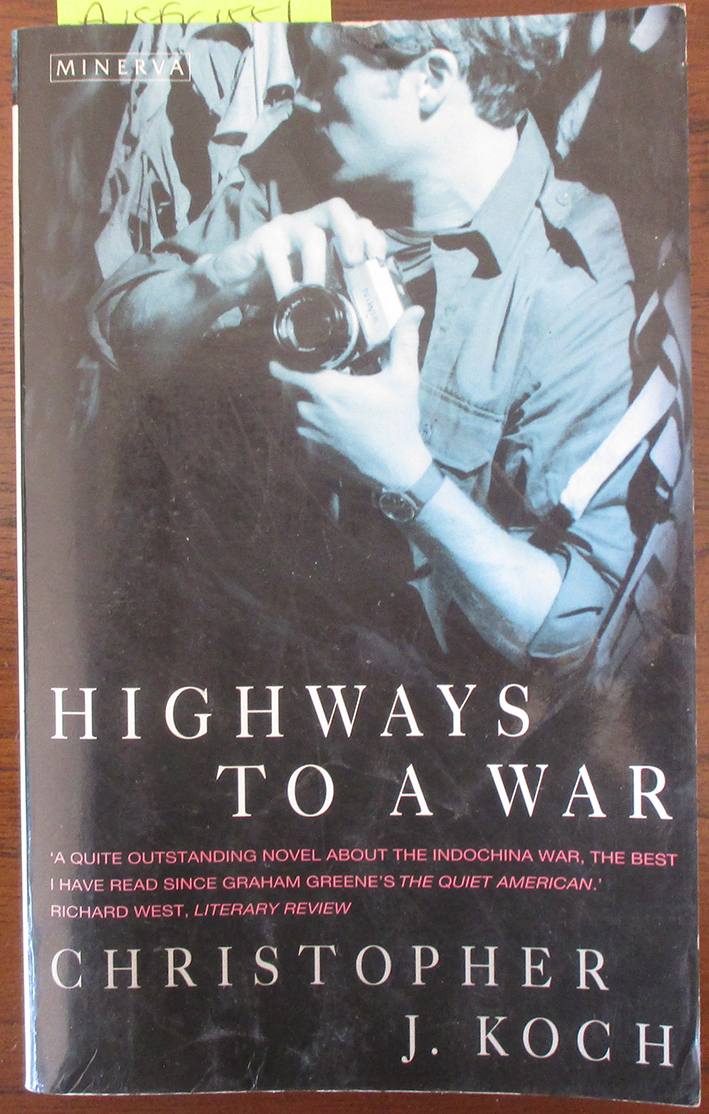 Image for Highways to a War