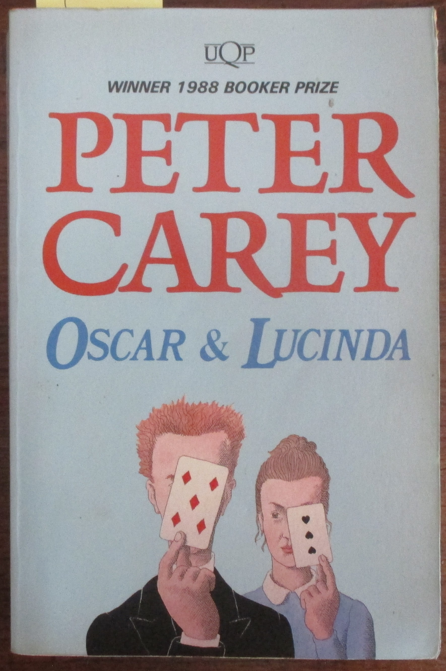 Image for Oscar & Lucinda