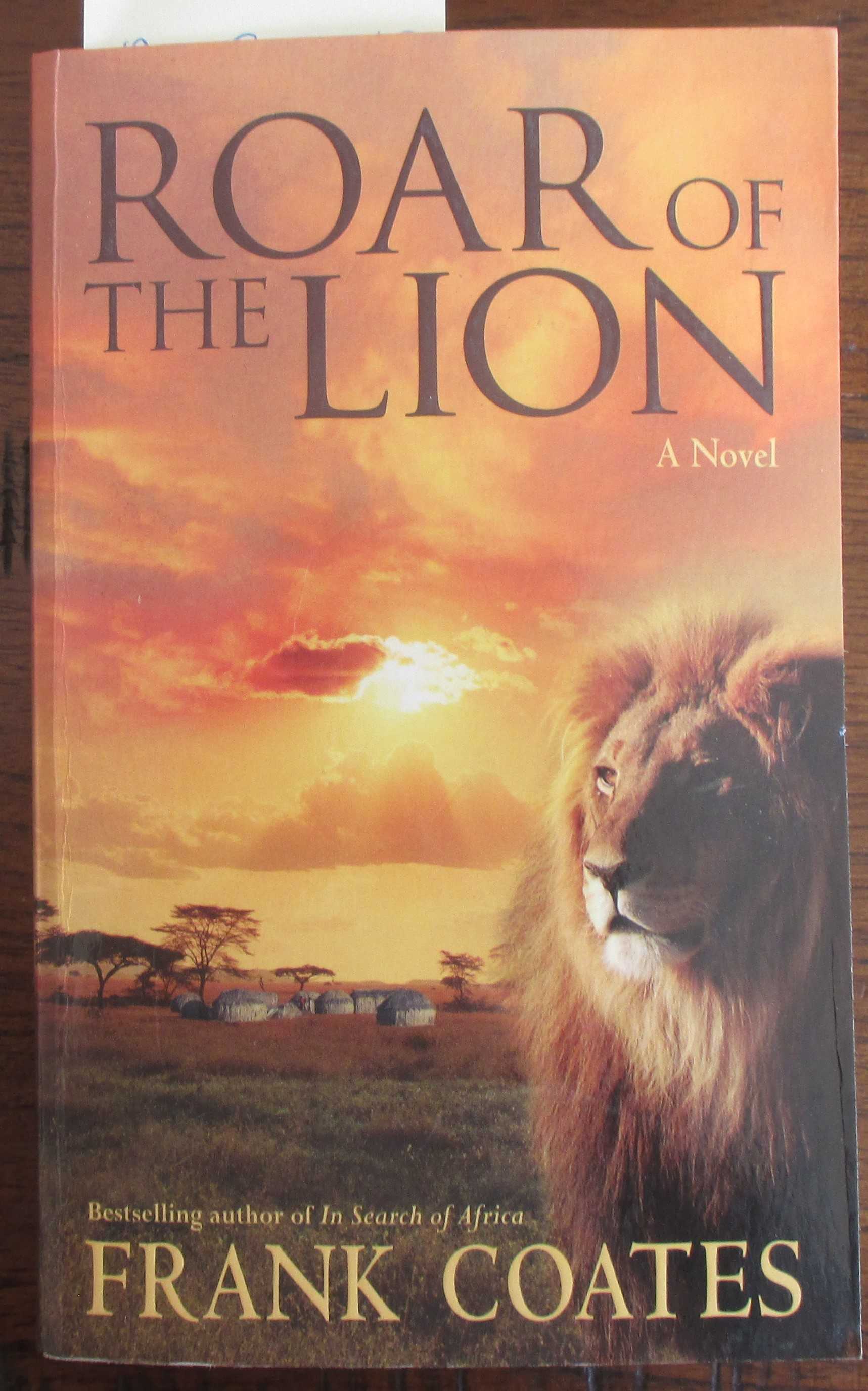 Image for Roar of the Lion