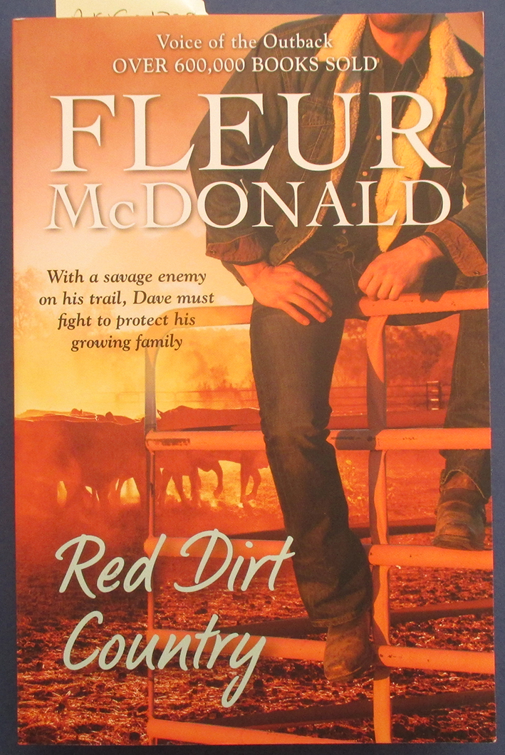 Image for Red Dirt Country