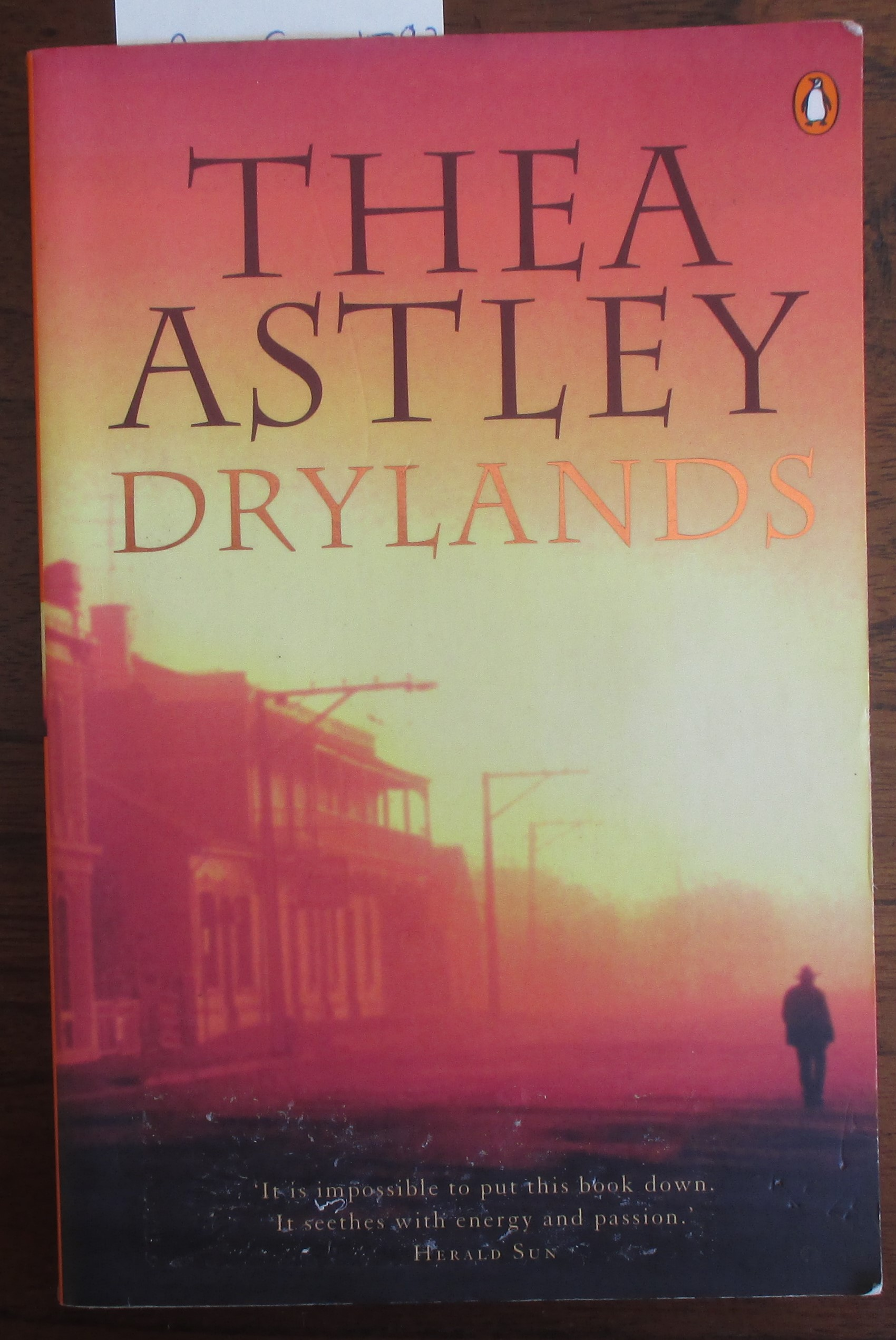 Image for Drylands: A Book for the World's Last Reader