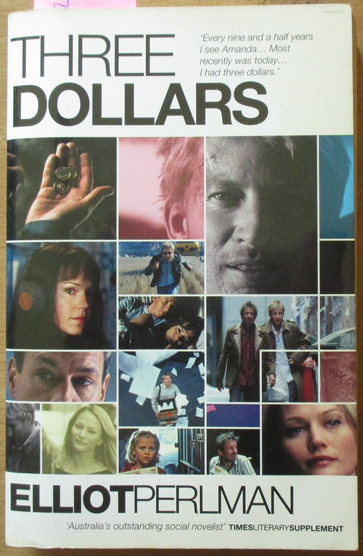 Image for Three Dollars