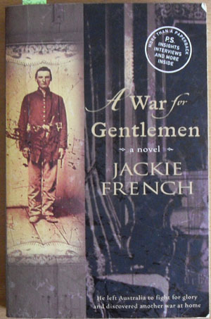 Image for War for Gentlemen, A: A Novel