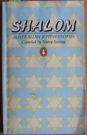 Image for Shalom: Australian Jewish Stories